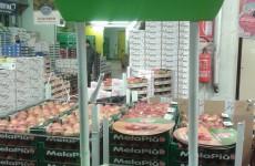 MelaPiù nei mercati ortofrutticoli all'ingrosso 2