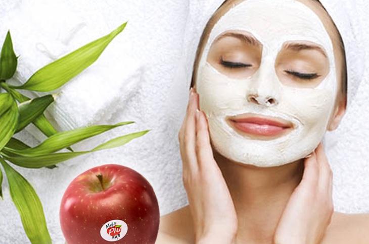 Risultati immagini per maschere di bellezza mela